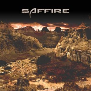 Saffire - Saffire cover art