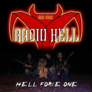 Radio Hell - Hell Force One cover art