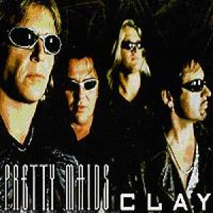 Pretty Maids - Clay cover art