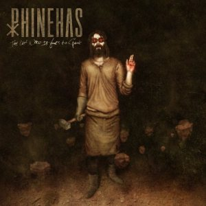 Phinehas - The Last Word Is Yours to Speak cover art