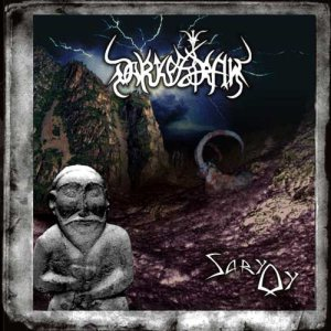 Darkestrah - Sary Oy cover art