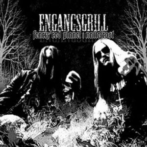 Fenriz' Red Planet / Nattefrost - Engangsgrill cover art