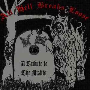 Crowfather - All Hell Breaks Loose: a Tribute to the Misfits cover art