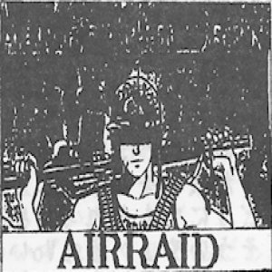 Airraid - Armed Children cover art