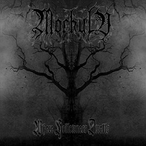 Morkulv - Where Hollowness Dwells cover art