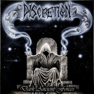Discretion - Dark Ancient Forces cover art