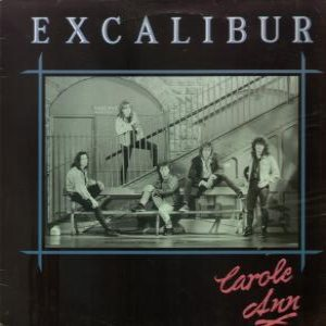 Excalibur - Carole - Ann cover art