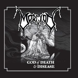 Morgion - God of Death & Disease cover art