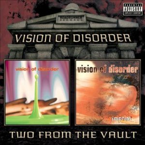 Vision of Disorder - Vision of Disorder / Imprint cover art