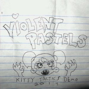 Violent Pastels - Kitty Tactics cover art