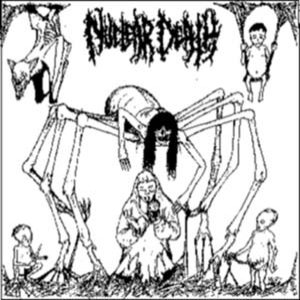 Nuclear Death - Bride of Insect cover art