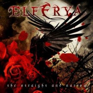 Elferya - The Straight and Narrow cover art