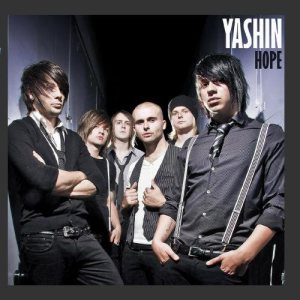 Yashin - Hope cover art