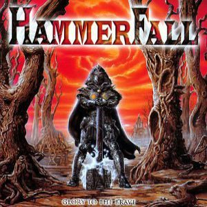 Hammerfall - Glory to the Brave cover art