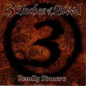 3 Inches Of Blood - Deadly Sinners cover art