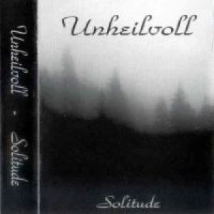 Unheilvoll - Solitude cover art