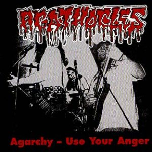 Agathocles - Agarchy / Use Your Anger cover art