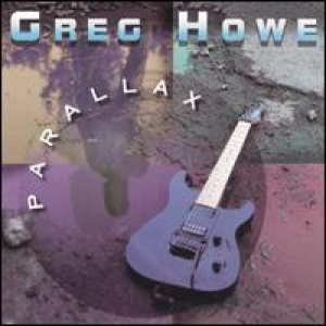 Greg Howe - Parallax cover art