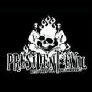 President Evil - Evil Goes to Hollywood cover art