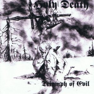 Holy Death - Triumph of Evil cover art