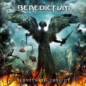 Benedictum - Seasons of Tragedy cover art