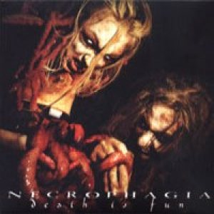 Necrophagia - Death Is Fun cover art