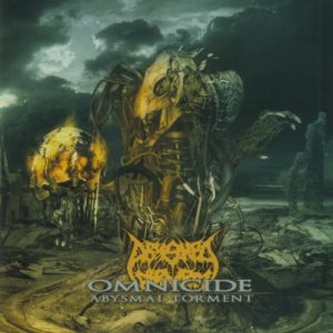 Abysmal Torment - Omnicide cover art