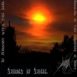 Shores of Sheol - Engulfed in the Grimness of Frost/ in Harmony With the Dead. cover art