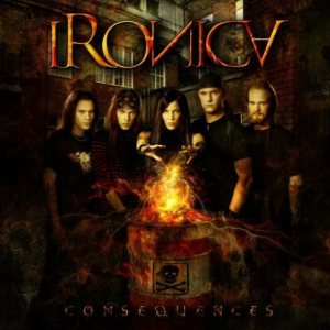 Ironica - Consequences cover art