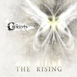 The Crescents - The Rising cover art
