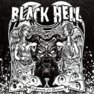 Black Hell - Deformers of the Universe cover art