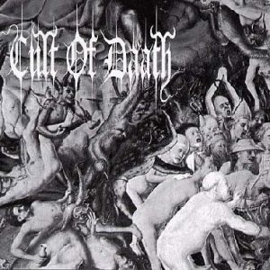 Cult of Daath - The Grand Torturers of Hell cover art