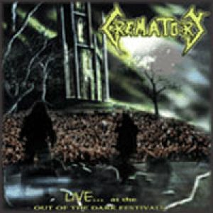 Crematory - Live At the Out of the Dark Festival cover art