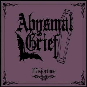 Abysmal Grief - Misfortune cover art