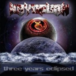Kryoburn - Three Years Eclipsed cover art