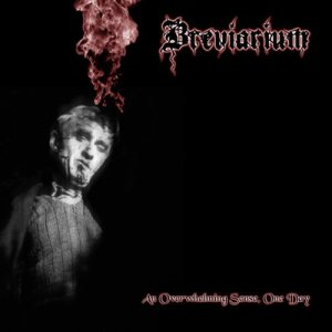Breviarium - An Overwhelming Sense, One day cover art