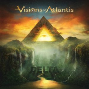 Visions Of Atlantis - Delta cover art