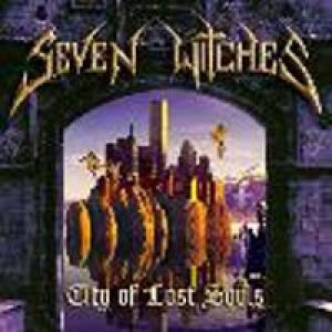 Seven Witches - City of Lost Souls cover art