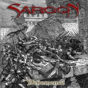Sargon - Vehemence cover art
