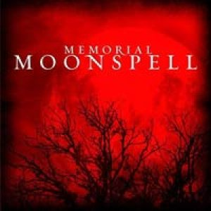Moonspell - Memorial cover art