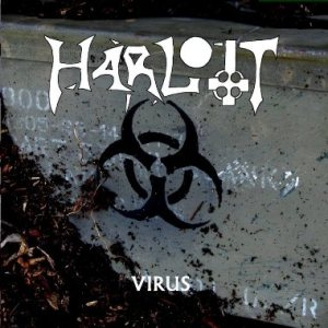 Harlott - Virus cover art
