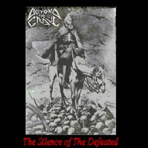 Beyond the Grave - The Silence of the Defeated cover art