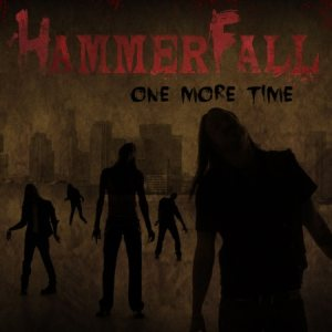 Hammerfall - One More Time cover art