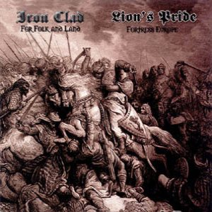 Iron Clad - For Folk and Land / Fortress Europe cover art