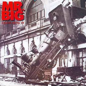 Mr.big - Lean Into It cover art