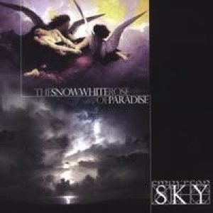 Empyrean Sky - The Snow White Rose of Paradise cover art