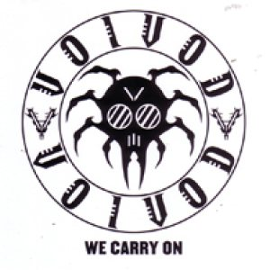 Voivod - We Carry On cover art