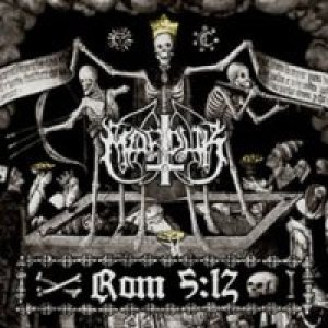 Marduk - Rom 5:12 cover art