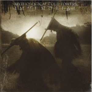 Mythological Cold Towers - Immemorial cover art