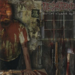 Fleshgrind - Murder Without End cover art